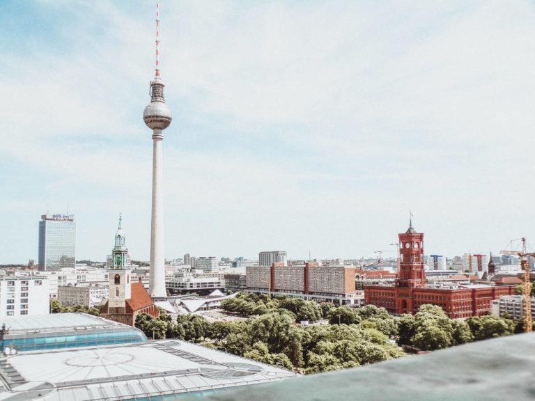 Berlin: E-Scooter kaufen und mieten