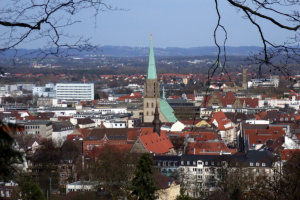 Bielefeld: Mit E Scooter Power durch Ostwestfalen-Lippe