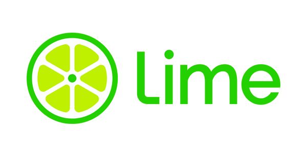 LIME E-Scooter Vermieter Logo